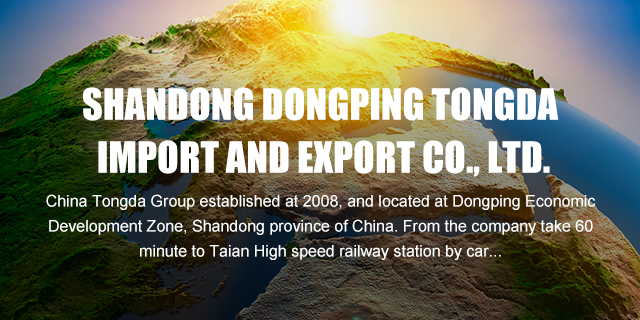 Shandong Dongping Tongda Import and Export Co., Ltd.